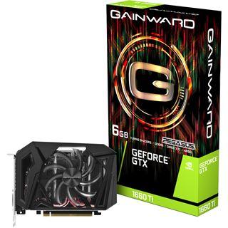 6GB Gainward GeForce GTX 1660 Ti Pegasus Aktiv PCIe 3.0 x16 (Retail)