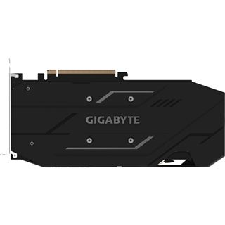 6GB Gigabyte GeForce GTX 1660 Ti Windforce OC Aktiv PCIe 3.0 x16
