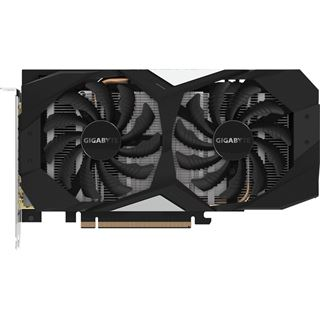 6GB Gigabyte GeForce GTX 1660 Ti OC Aktiv PCIe 3.0 x16 (Retail)