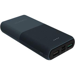 Terratec P200 PD 20.000mAh / QC 3.0 / USB Type-C PD mit 18 Watt