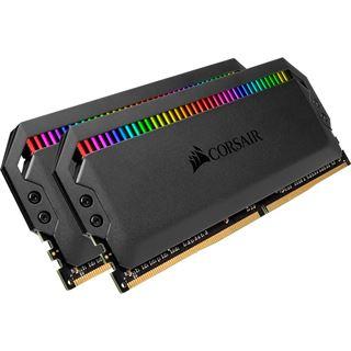 16GB Corsair Dominator Platinum RGB DDR4-3600 DIMM CL18 Dual Kit