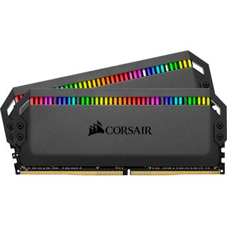 16GB Corsair Dominator Platinum RGB für AMD DDR4-3200 DIMM CL16