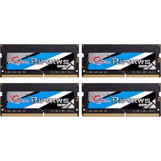32GB G.Skill Ripjaws DDR4-2666 SO-DIMM CL19 Quad Kit
