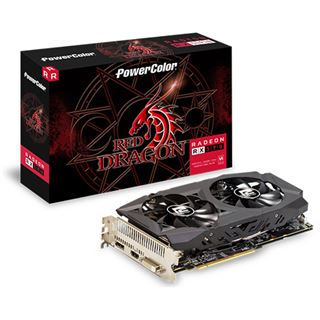 8GB PowerColor Radeon RX 590 Red Dragon Aktiv PCIe 3.0 (Retail)