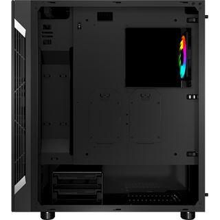 MSI MAG VAMPIRIC 010 mit Sichtfenster Midi Tower ohne Netzteil schwarz