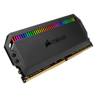 16GB Corsair Dominator Platinum RGB DDR4-4266 DIMM CL19 Dual Kit