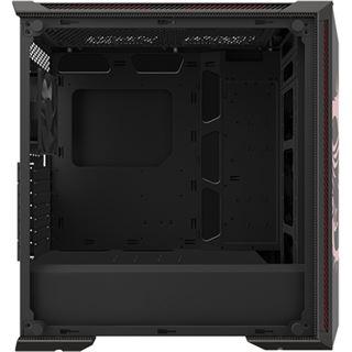 MSI MPG GUNGNIR 100D mit Sichtfenster Midi Tower ohne Netzteil schwarz