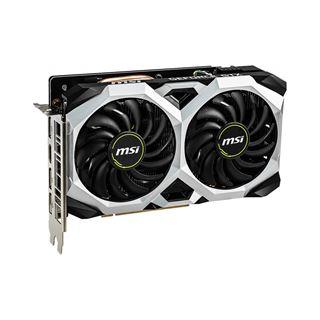 6GB MSI GeForce GTX 1660 VENTUS XS OC Aktiv PCIe 3.0 x16 (Retail)