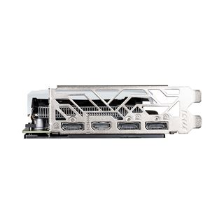 6GB MSI GeForce GTX 1660 ARMOR 6G OC Aktiv PCIe 3.0 x16 (Retail)