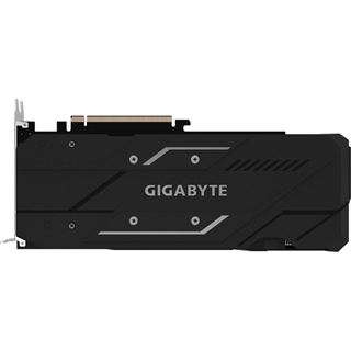 6GB Gigabyte GeForce GTX 1660 Gaming OC Aktiv PCIe 3.0 x16 (Retail)