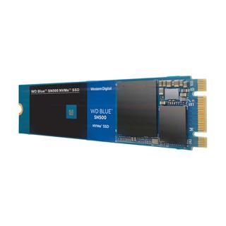 500GB WD Blue SN500 M.2 2280 PCIe NVMe 3.0 x2 3D-NAND TLC