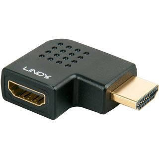 Lindy HDMI Adapter 90 Grad links