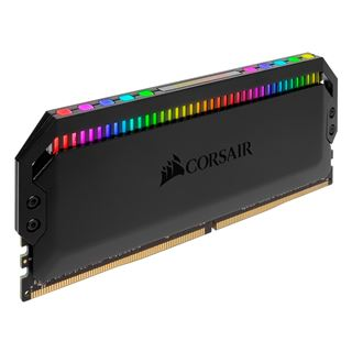 64GB Corsair Dominator Platinum RGB DDR4-3600 DIMM CL18 Quad Kit