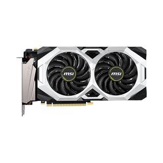 8GB MSI GeForce RTX 2080 VENTUS 8G V2 Aktiv PCIe 3.0 x16 (Retail)