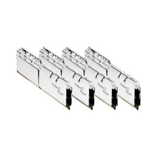 64GB G.Skill Trident Z Royal silber DDR4-3200 DIMM CL14 Quad Kit