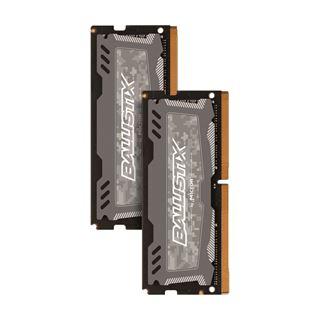 16GB Crucial Ballistix Sport LT DDR4-2400 SO-DIMM CL16 Dual Kit