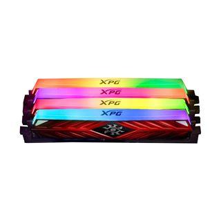 32GB ADATA XPG Spectrix D41 RGB rot DDR4-3000 DIMM CL16 Dual Kit