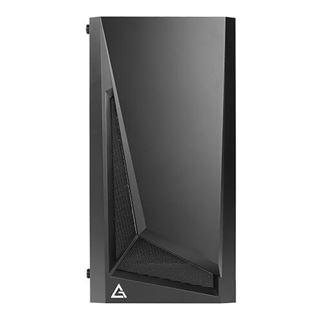 Antec Dark Phantom DP301M mit Sichtfenster Mini Tower ohne Netzteil