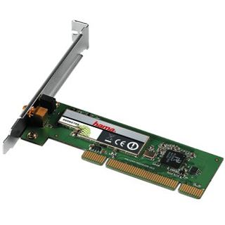 Hama Netzwerkkarte 62788 WLan 54Mbit/s PCI