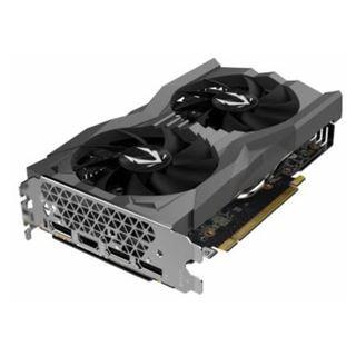6GB ZOTAC GeForce GTX 1660 Gaming AMP Aktiv PCIe 3.0 x16 (Retail)