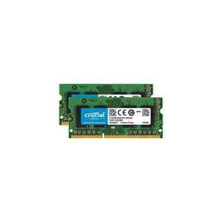 8GB Crucial ValueRAM MAC DDR3-1066 SO-DIMM CL7 Dual Kit