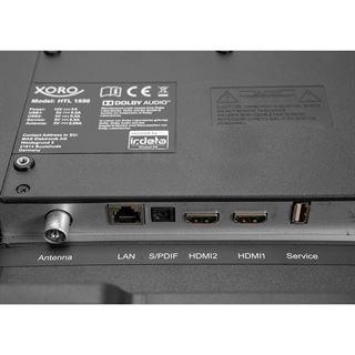 """15,6"""" (39,62cm) XORO HTL 1550 KIT Full HD LCD DVB-C / DVB-T /"""