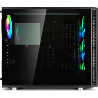 Fractal Design Define S2 Vision RGB mit Sichtfenster Midi Tower ohne