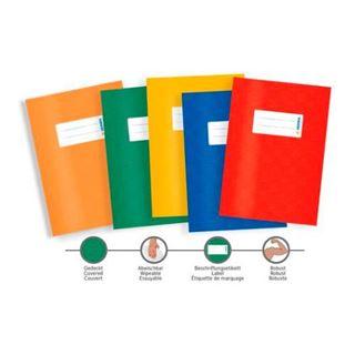 Herma Heftschoner 5er Set A5 gedeckt (5 Farben)