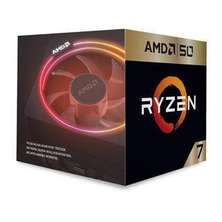 AMD Ryzen 7 2700X 50th Anniversary Edition 8x 3.70GHz So.AM4 BOX