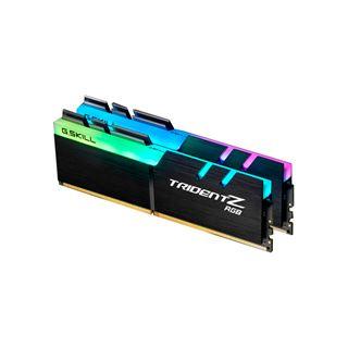 16GB G.Skill Trident Z RGB DDR4-3600 DIMM CL19 Dual Kit
