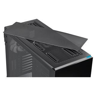 Corsair Carbide 678C mit Sichtfenster Midi Tower ohne Netzteil schwarz