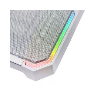 BitFenix Mesh-Frontpanel mit RGB-LED für Enso-Gehäuse, weiss