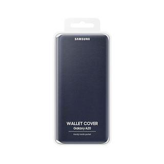 Samsung Wallet Cover für Samsung Galaxy A20e, schwarz