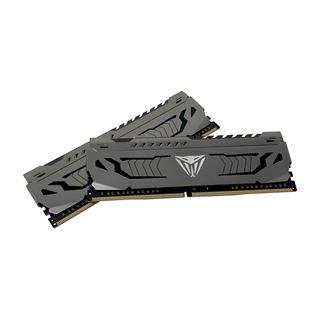 16GB Patriot Viper Steel DDR4-3733 DIMM CL17 Dual Kit
