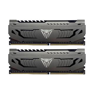 16GB Patriot Viper Steel DDR4-4000 DIMM CL19 Dual Kit