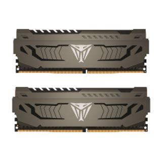 16GB Patriot Viper Steel DDR4-3000 DIMM CL16 Dual Kit