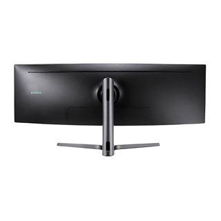 "49"" (124,46cm) Samsung QLED Gaming Monitor C49RG94SSU schwarz"
