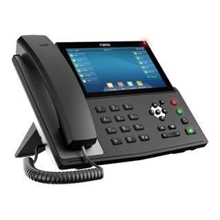 Fanvil IP Telefon X7, schwarz