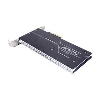 512GB Gigabyte Aorus RGB AIC Add-In PCIe 3.0 x4 NVMe 1.3 3D-NAND TLC
