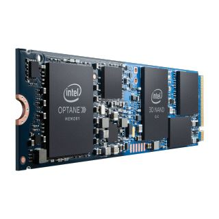 256GB Intel Optane Memory H10 with Solid State Storage 16GB M.2 2280