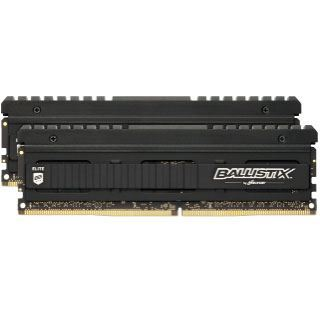 8GB Crucial Ballistix Elite DDR4-3200 DIMM CL16 Dual Kit