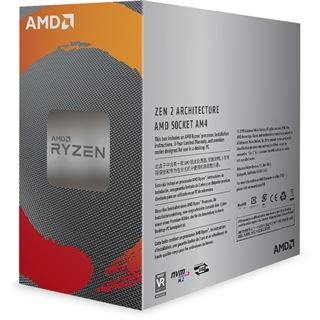 AMD Ryzen 5 3600 6x 3.60GHz So.AM4 BOX