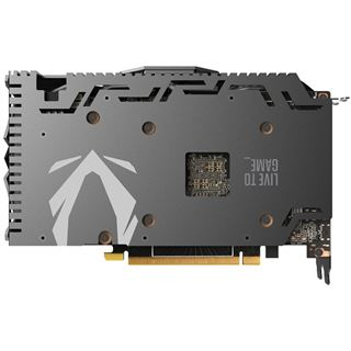6GB ZOTAC GeForce RTX 2060 Aktiv PCIe 3.0 x16 (Retail)