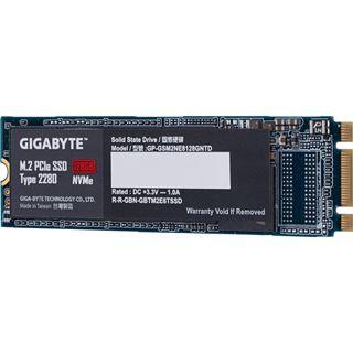 128GB Gigabyte M.2 2280 PCIe 3.0 x2 3D-NAND TLC (GP-GSM2NE8128GNTD)