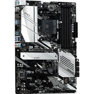 ASRock X570 Pro4 AMD X570 So.AM4 Dual Channel DDR4 ATX Retail