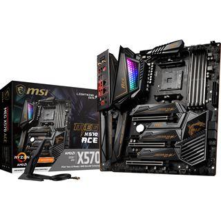 MSI MEG X570 ACE AMD X570 So.AM4 Dual Channel DDR4 ATX Retail