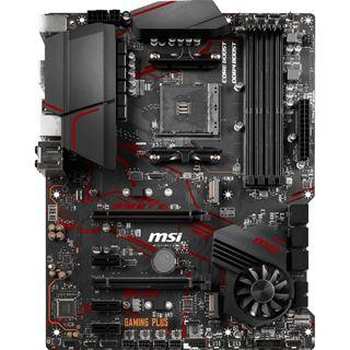 MSI MPG X570 GAMING PLUS AMD X570 So.AM4 Dual Channel DDR4 ATX Retail