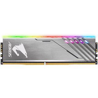 16GB Gigabyte Aorus RGB DDR4-3200 DIMM CL16 Dual Kit