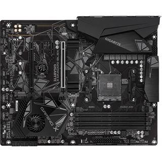 Gigabyte X570 Gaming X AMD X570 So.AM4 Dual Channel DDR ATX Retail