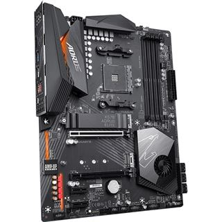 Gigabyte X570 Aorus Elite AMD X570 So.AM4 Dual Channel DDR4 ATX Retail